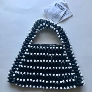 handmade mini bag